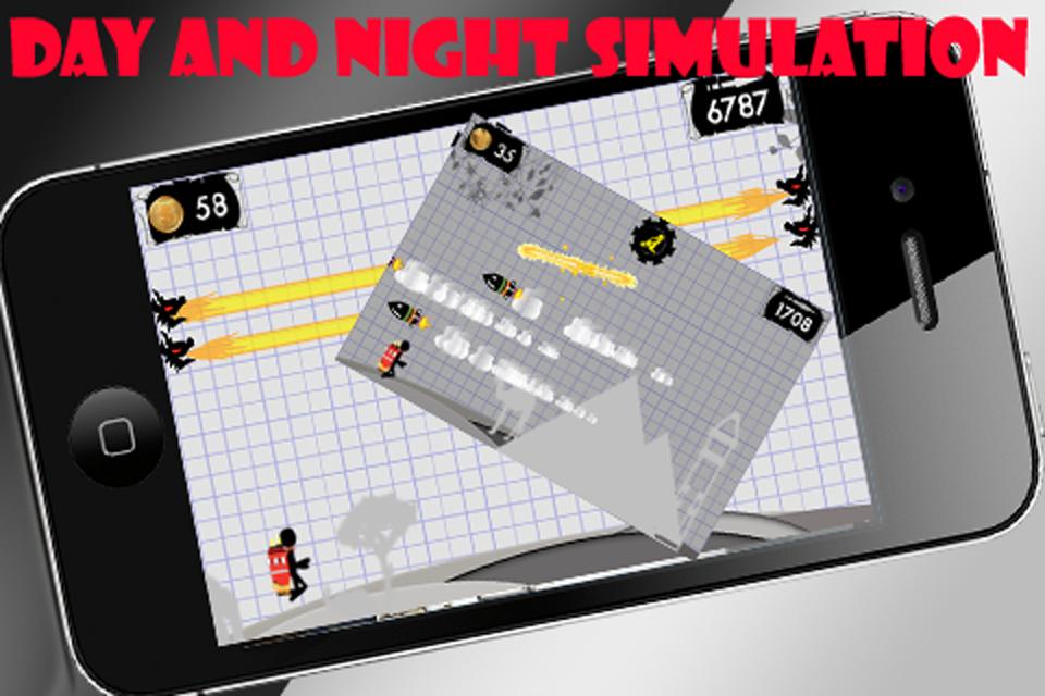 Screenshot Doodle Jetpack